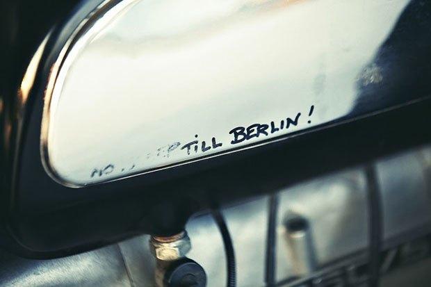 Себ Лоренц собрал новый байк на базе BMW R60/5. Изображение № 5.