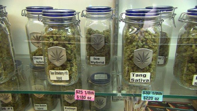 В Колорадо стартовала праздничная распродажа марихуаны. Изображение № 1.