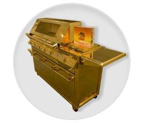 Всё то золото: 10 повседневных предметов из драгоценного металла. Изображение № 8.