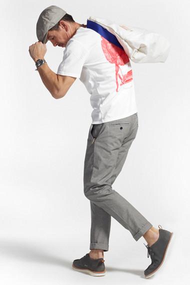 Марка Stussy Deluxe выпустила лукбук новой коллекции одежды. Изображение № 9.