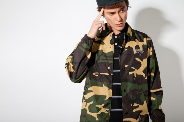 Марка Billionaire Boys Club опубликовала лукбук осенней коллекции одежды. Изображение № 9.