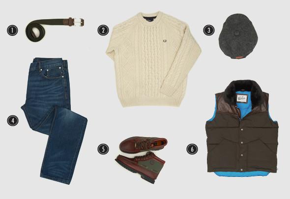 Соберись, тряпка: 3 зимних лука магазина Sneakerhead. Изображение № 6.