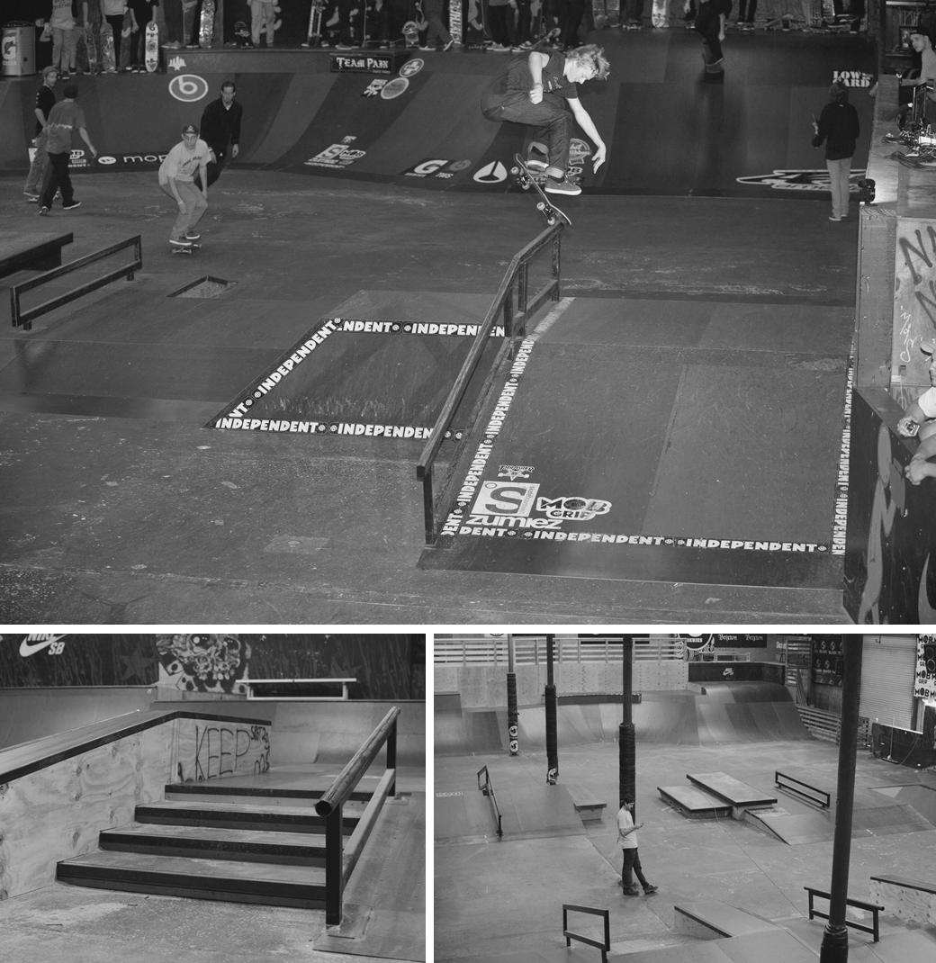 Скейт-парки с точки зрения архитектуры: 7 особенностей строения. Изображение № 12.