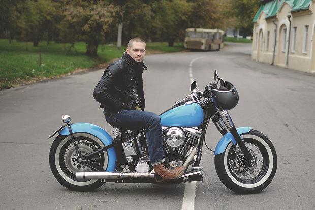 Владельцы кастомов рассказывают о своих мотоциклах. Изображение № 1.