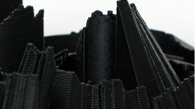 Дизайнеры отпечатали 3D-макеты альбомов Portishead, Ника Дрейка и Einsturzende Neubauten. Изображение № 18.