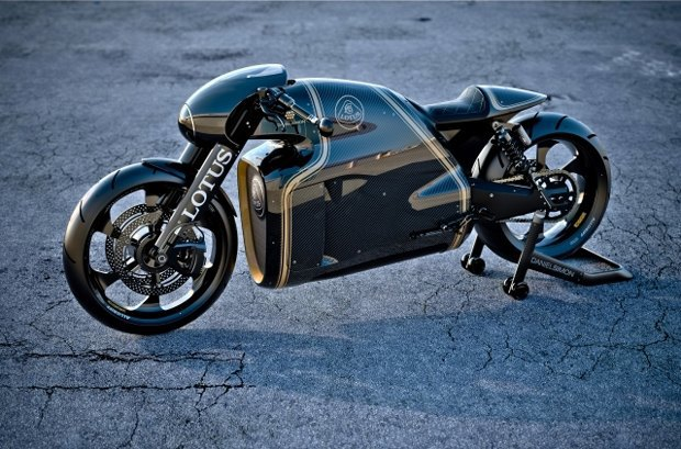 Компания Lotus раскрыла спецификации своего первого спортивного мотоцикла C-01. Изображение № 4.