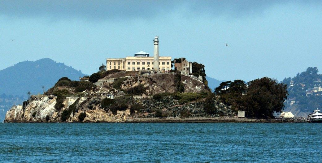 Алькатрас: Гид по самой известной тюрьме в мире. Изображение № 1.