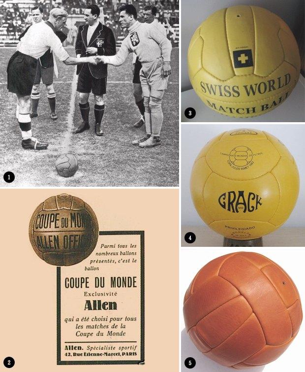 Находка недели: Винтажный футбольный мяч. Изображение № 3.