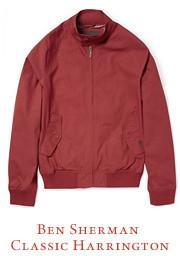 Харрингтоны и G9 Baracuta: Легкие куртки, которые любили Джеймс Дин, Стив Маккуин и Синатра. Изображение № 7.