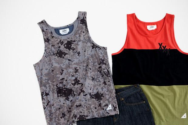 Марка 10.Deep выпустила летнюю коллекцию одежды. Изображение № 2.
