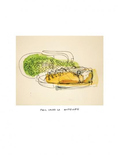Иллюстрированный лукбук весенней коллекции марки Vans Vault. Изображение № 8.