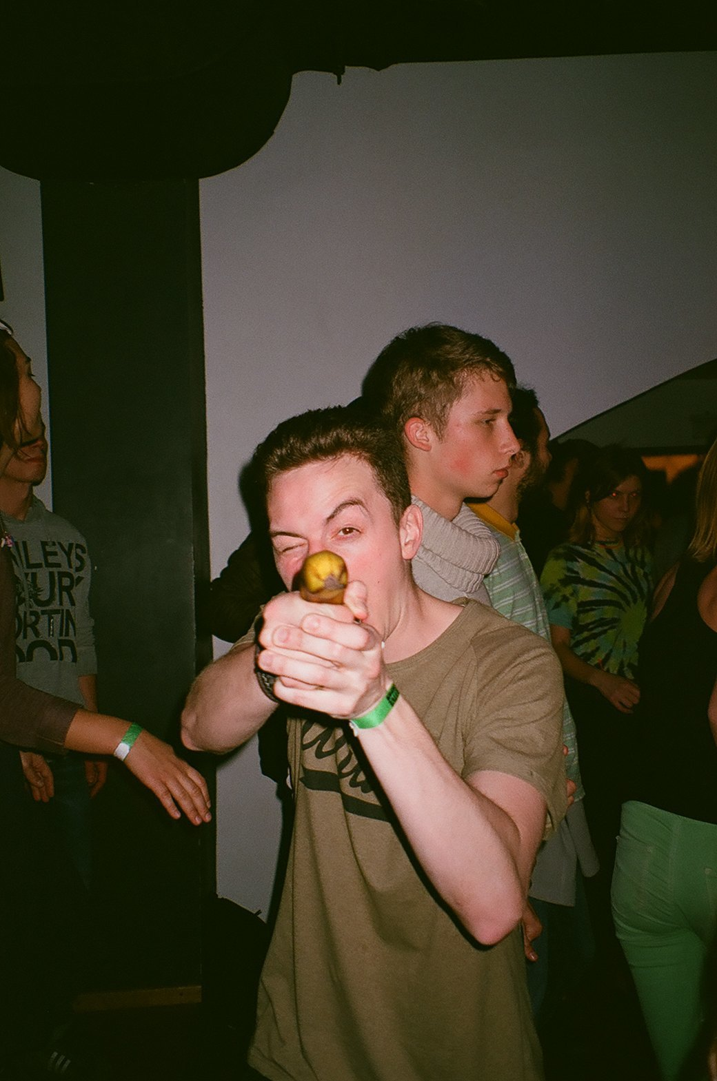 Фотоотчёт: Дикий джангл в баре «Дич». Изображение № 16.