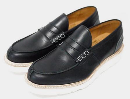 Марки Cash Ca и Trickers выпустили совместную коллекцию обуви. Изображение № 13.