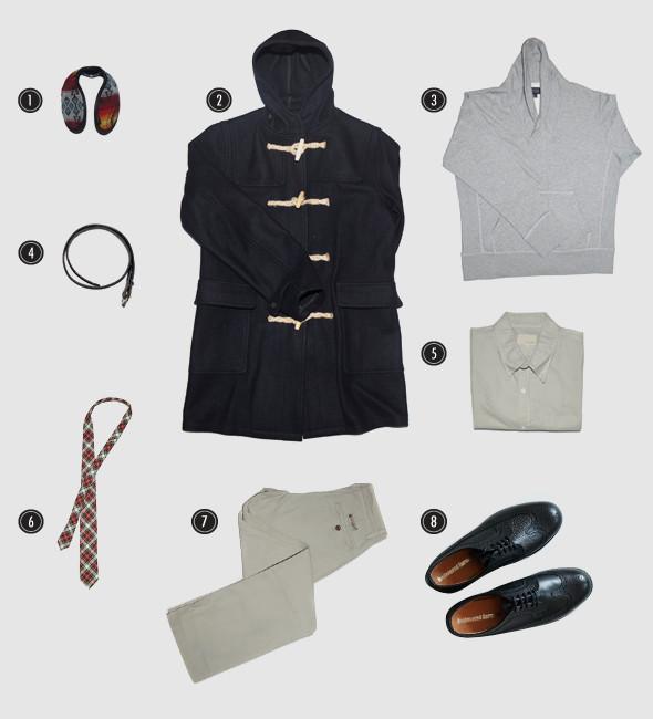 Соберись, тряпка: 8 осенних луков московских магазинов мужской одежды. Изображение № 35.