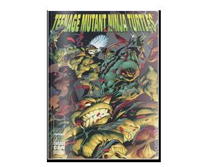 Самая полная история вселенной черепашек-ниндзя. Изображение № 5.