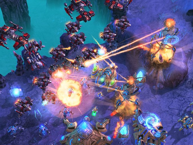 Шведские политики сразятся в турнире по StarCraft II перед выборами в парламент. Изображение № 1.
