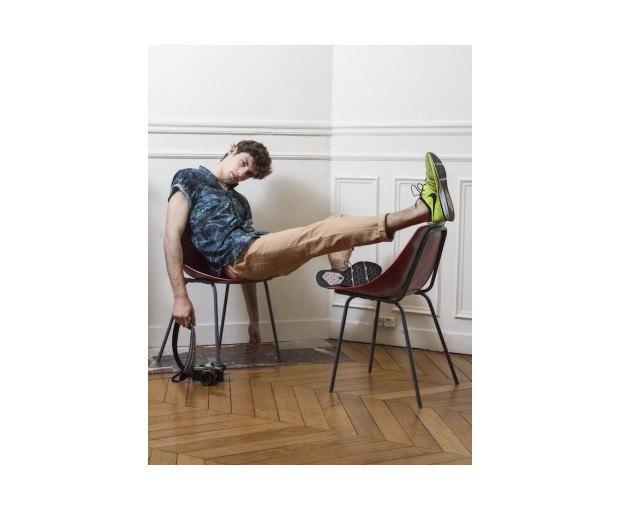 Французская марка Brooklyn We Go Hard опубликовала второй весенний лукбук. Изображение № 5.