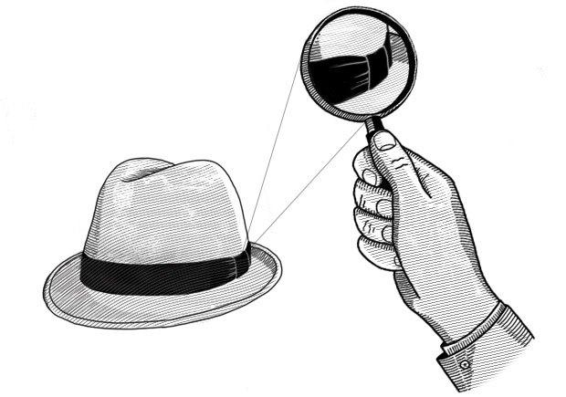 Внимание к деталям: Как появилась лента на фетровой шляпе. Изображение № 1.