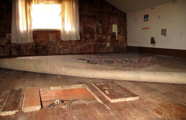 Дом с рисунками Курта Кобейна выставят на продажу. Изображение № 6.