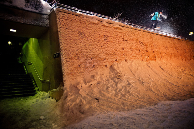 Фотографии со съемок фильма о российском сноубординге «Что Это?». Изображение № 4.