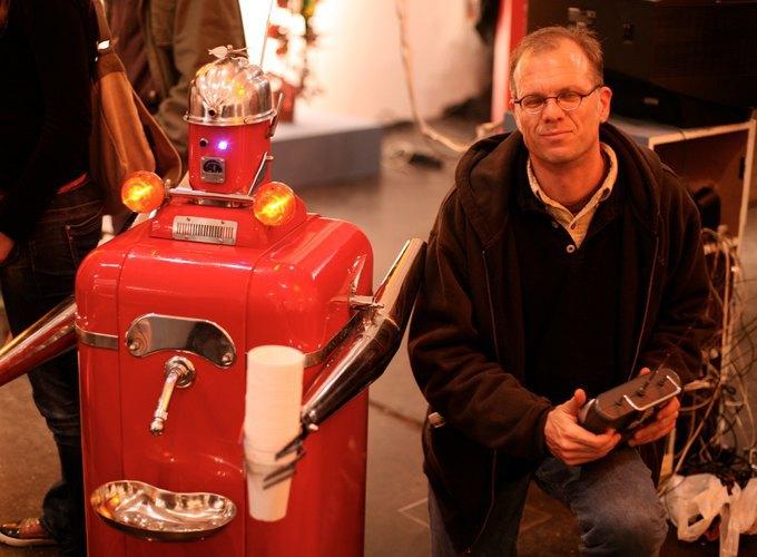 Школа барменов: Как люди пытаются научить роботов наливать выпивку и правильно смешивать коктейли. Изображение № 10.