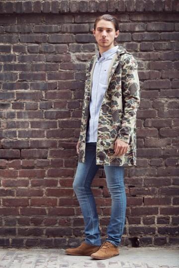 Марка Obey выпустила лукбук весенней коллекции одежды. Изображение № 17.