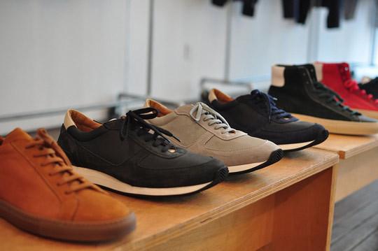 Превью новой коллекции обуви марки Common Projects. Изображение № 4.