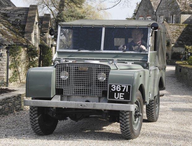 Гид по внедорожнику Defender, британскому автомобилю с суровым характером. Изображение № 1.