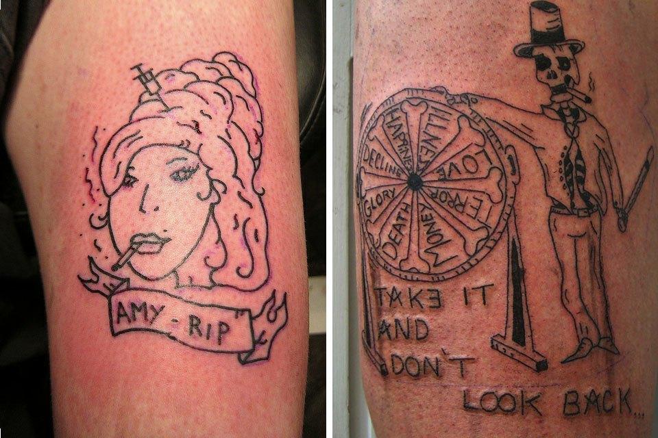 «Право носить на себе некоторые символы нужно заслужить»: Интервью с татуировщиком Фузи. Изображение № 8.