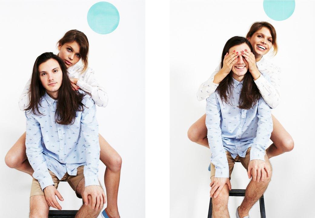 Магазин Kixbox выпустил лукбук весенней коллекции одежды. Изображение № 11.
