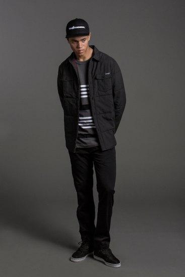 Марка The Hundreds опубликовала лукбук осенней коллекции одежды . Изображение № 10.