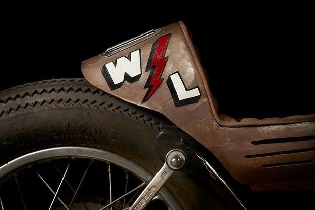 Испанская мастерская El Solitario изготовила мотоцикл Winning Loser. Изображение № 20.