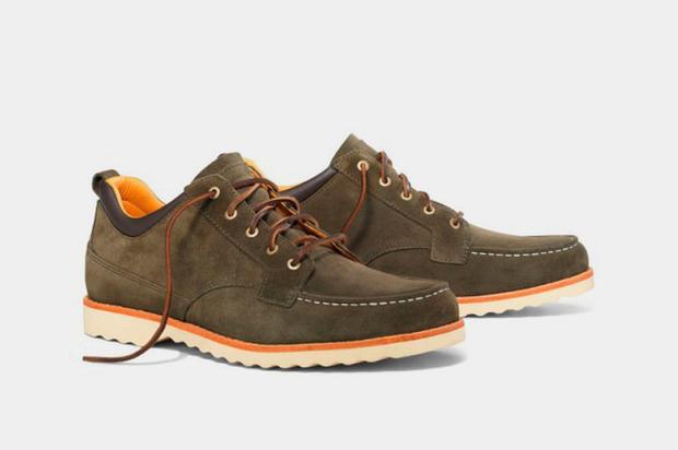 Марка Timberland выпустила осеннюю коллекцию обуви. Изображение № 5.
