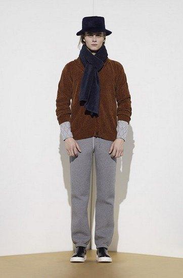 Марка Opening Ceremony опубликовала лукбук осенней коллекции одежды. Изображение № 9.