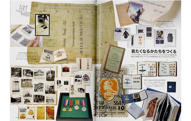 Разворот журнала Mono Workwear. Изображение № 65.