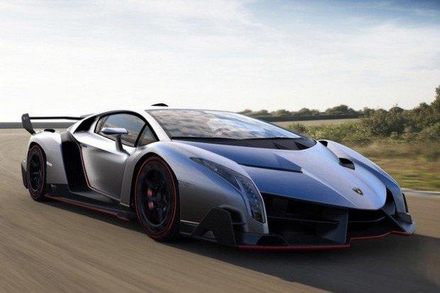 Lamborghini представили юбилейный суперкар Veneno. Изображение № 8.