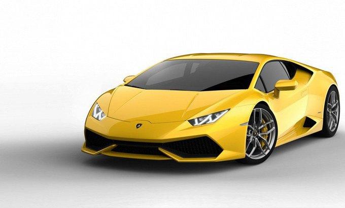 Итальянская компания Lamborghini представила новый суперкар Huracan. Изображение № 12.