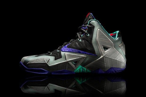 Баскетболист Леброн Джеймс представил новую именную модель кроссовок Nike LeBron 11. Изображение № 7.
