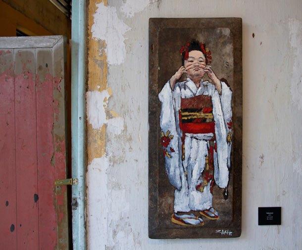 Граффити-художник из Литвы выпустил фильм об уличном искусстве в Малайзии. Изображение № 8.
