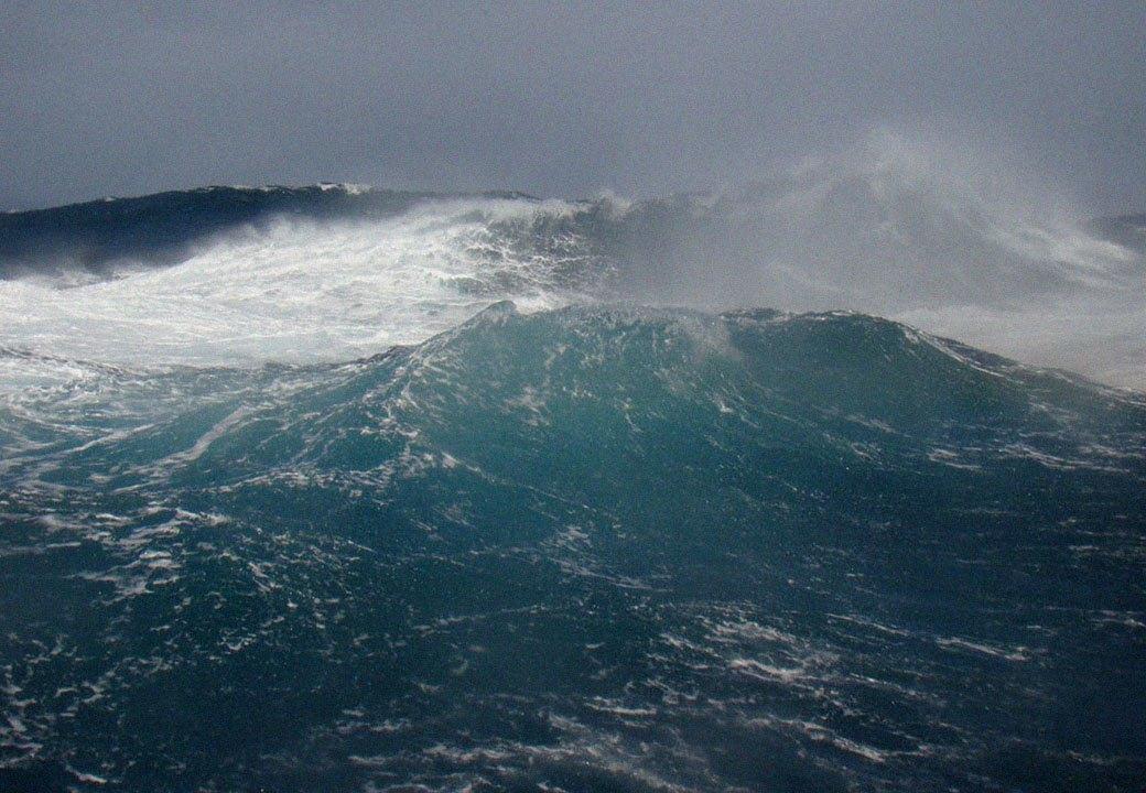 Как я выжил в шторме, пересекая Атлантику на лодке. Изображение № 8.