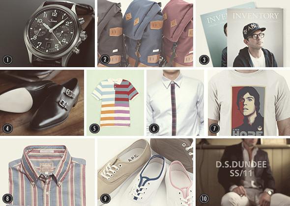 Изображение 5. Men's Digest: новый сайт русского GQ, велосипеды Soulcraft и подборка одежды от сайта FREE MAN.. Изображение № 11.