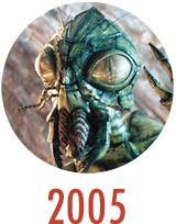 Эволюция инопланетян: 60 портретов пришельцев в кино от «Путешествия на Луну» до «Прометея». Изображение № 68.