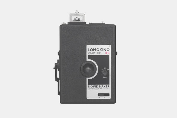 Сообщество Lomography выпустило видеокамеру Lomokino. Изображение № 3.