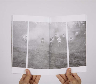 Марка Vans OTW выпустила видео и фотоальбом, посвященные старейшей мотогонке Калифорнии. Изображение № 6.