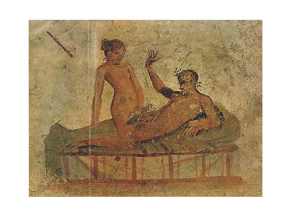 Одна из наиболее знаменитых фресок Помпей. Изображение № 18.