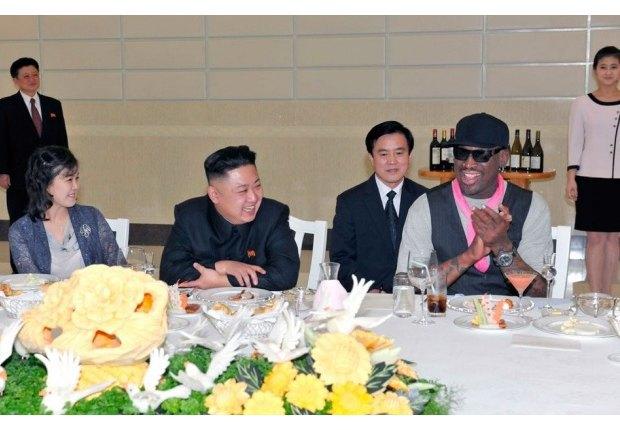Деннис Родман поделился фотографиями из КНДР. Изображение № 12.