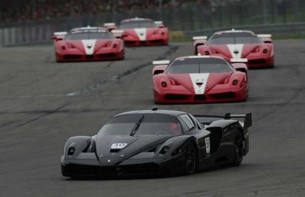Два автомобиля Михаэля Шумахера выставлены на аукцион. Изображение № 3.