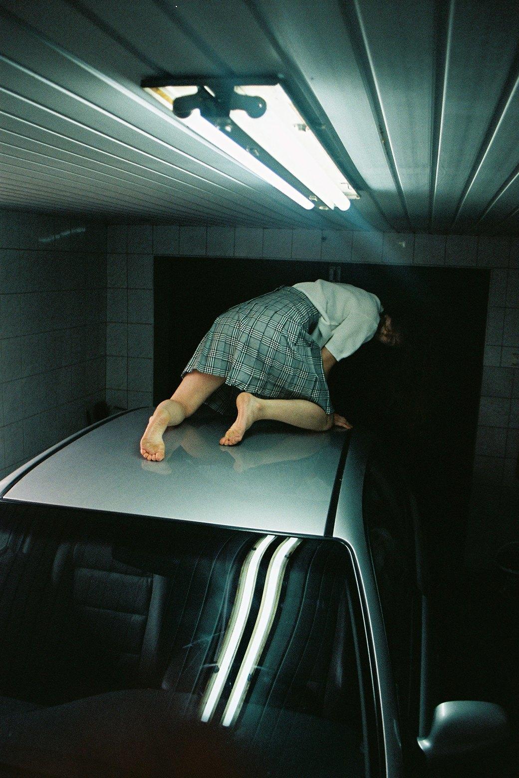 Лукаш Вержбовски: Галерейная эротика и геометрия тела. Изображение № 9.