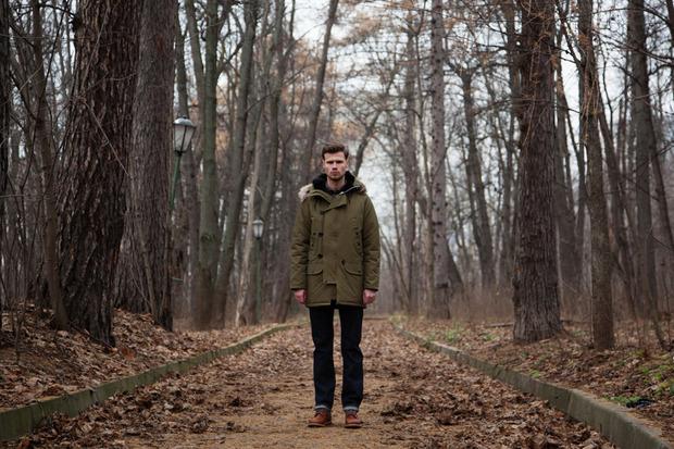 Магазин FOTT представил лукбук коллекции курток, выпущенных совместно с маркой Spiewak. Изображение № 7.