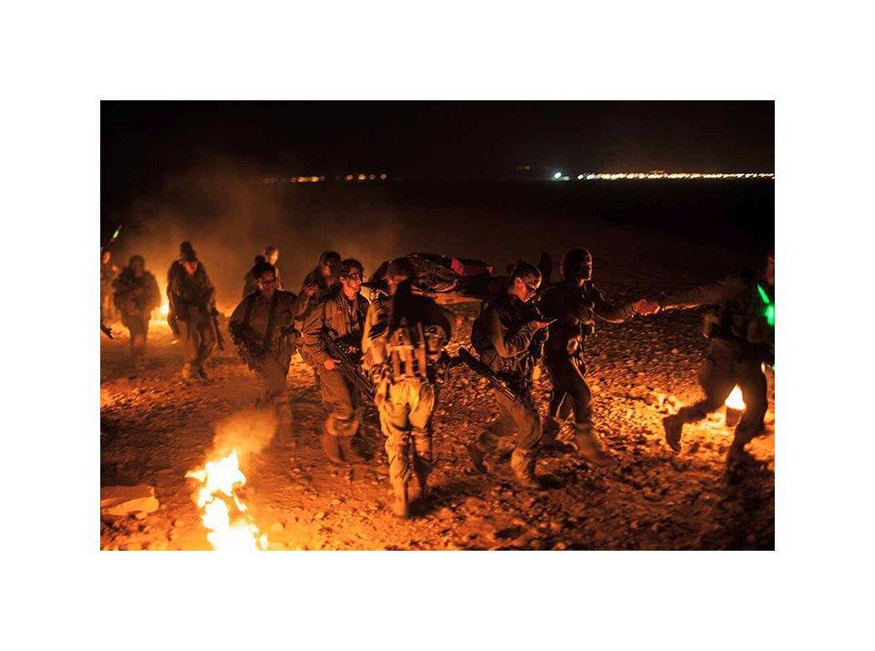 Фотопроект: Как служат женщины в армии Израиля. Изображение № 6.